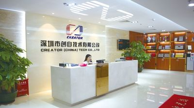 CREATOR (CHINA) TECH CO., LTD