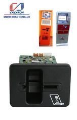 Manual ATM Dip RF Card Reader , IC Card Reader And Writer For Gaming Machine