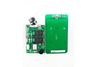 13.56 MHz Contactless RFID Card Reader With USB Interface , IC Card Reader